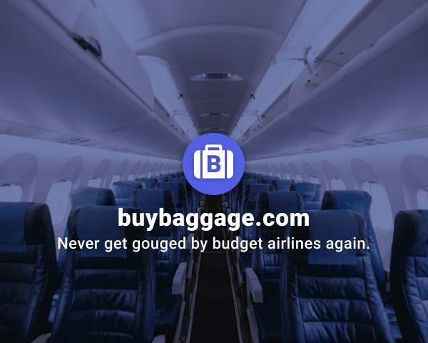 Introducing buy baggage